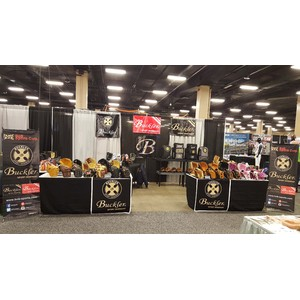 BUCKLER ON 2016 ABCA CONVENTION TRADE SHOW, NASHVILLE, TENNESSEE